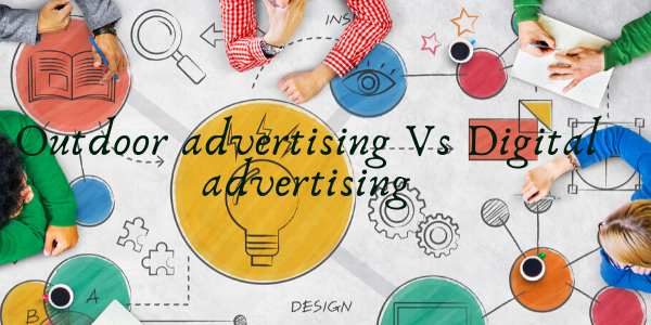 outdooradvertising vs digital advertising_ikar